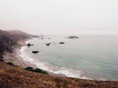 northern california coast - beautiful photo on etsy $30