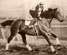 Woolfe on Seabiscuit. At Santa Anita Park on January 3, 1946, Woolf fell from his horse as he rounded the clubhouse turn. Suffering from a concussion, he died the following day. Most observers think his diabetic condition may have resulted in his suffering a dizzy spell or fainting, causing the fall. Woolf was buried at the Forest Lawn Memorial Park Cemetery in Glendale, California. Western singing star Gene Autry sang at his funeral service