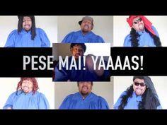 Samoan Old School Medley 2 by Tyler Mauga & The Pisupo Choir - YouTube