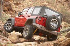 ARB Rock Sliders For Jeep JK 2007-15 - 4 Door Model (4450210)