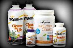 Amazon.com: Isagenix 9-day Deep Cleansing System (Vanilla): Health & Personal Care