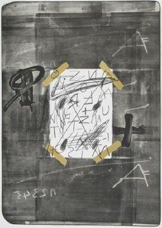 justanothermasterpiece:    Antoni Tàpies.