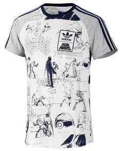 adidas star wars t shirt stormtrooper