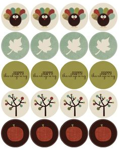 27 Free Thanksgiving Printables #free #thanksgiving #printables