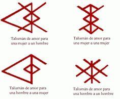 ALA DE CUERVO: Simbolos de poder Nordicos:Talismanes y magia runica. Galdrabook.