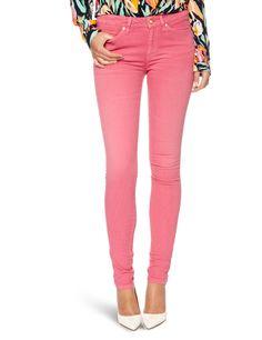 Pink Skinny Women's Jeans