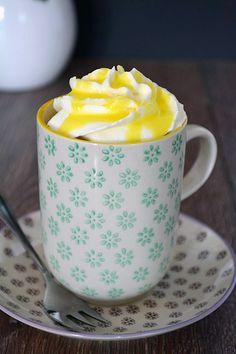 Limoncello Tassenkuchen 1-2