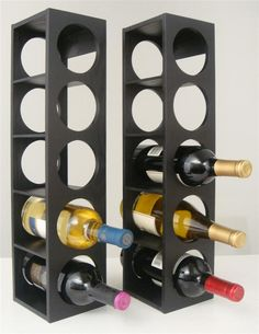 Rutherford Contemporary Wine Rack - Set of 2