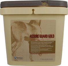 Complete Equine Digestive Aid | Assure® Guard Gold
