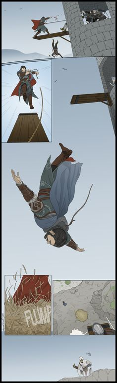 Assassin's creed!!! Love it!