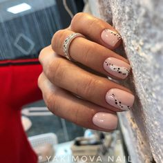 """If you're unfamiliar with nail trends and you hear the words """"coffin nails,"""" what comes to mind? It's not nails with coffins drawn on them. It's long nails with a square tip, and the look has. Nail Art Designs, Short Nail Designs, Latest Nail Designs, Minimalist Nails, Cute Nails, Pretty Nails, Hair And Nails, My Nails, Fall Nails"""