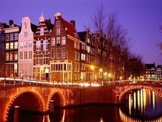 11. Amsterdam ... Places I want to visit when I study abroad