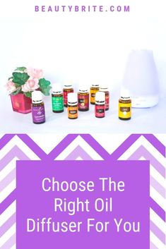 Choose The Right Oil