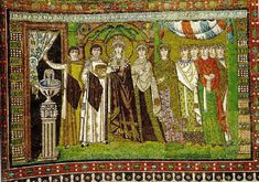 i'm generally not a big fan of religious art but the byzantine era was always one of my favorites in art history.