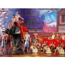 Siam Niramit show Phuket ,Phuket shows,Show in Thailand