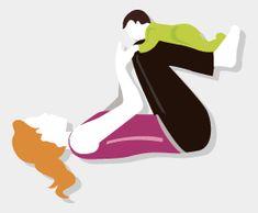 La balançoire: activité physique parent/enfant