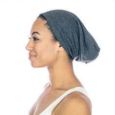 14 Seriously Helpful Tips For Everyone With Curly Hair: #5. Sleep in a satin-lined cap and avoid breakage during the night.