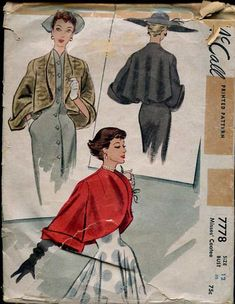 McCall 7778 from Vintage Pattern Wiki