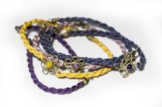 Bracelets, Jewelry, Fashion, Leather, Moda, Jewlery, Jewerly, Fashion Styles, Schmuck