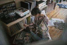 Urban Outfitters - Blog - Record Collector: Emily Robb