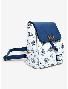 Loungefly Disney Lilo & Stitch Floral Mini Backpack - BoxLunch Exclusive, Source by JessicaRRabbitt Bags backpack Stitch Backpack, Backpack Bags, Fashion Backpack, Estilo Converse, Cute Mini Backpacks, Stylish Backpacks, Disney Purse, Novelty Bags, Lilo And Stitch