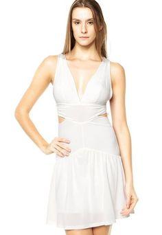 Vestido Colcci Branco