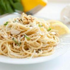 cool Browned Butter Lemon Pasta