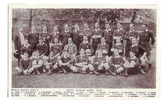 "The 1906 South African national rugby team, the first team to be called ""Springboks"" - Springbok rugby in South Africa and the South Africa rugby team"