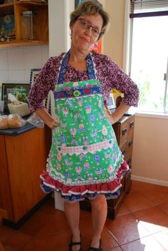 Ryl looking wonderful in the apron Poverty In India, Aprons, Blue Green, Journey, Board, Beautiful, Women, Fashion, Apron
