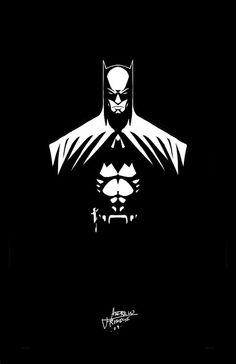 Batman is my favorite because he isn't Super. Just a hero who has the ability to act Super Batman Wall Art, Batman Artwork, Batman Wallpaper, Comic Books Art, Comic Art, Batman Poster, Best Superhero, Im Batman, Dc Characters