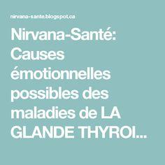 Causes émotionnelles possible des HERNIES Nirvana, Doterra, Le Mal A Dit, Nutrition, Natural Health, Fibromyalgia, Doterra Essential Oils