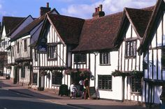 """The Swan. Lavenham, England. Ate there twice. Wonderful! The lady who wrote """"Twinkle, Twinkle, Liitle Star"""" came from here."""