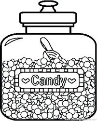 Idea By Carol Edwards On Classroom Doors Candy Coloring Pages