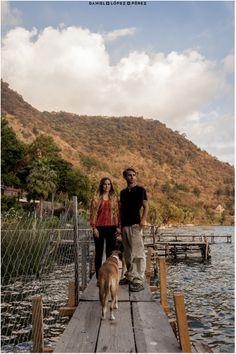 Beautiful Couple Shoot on Lake Atitlan, Guatemala - Greg & Rianne