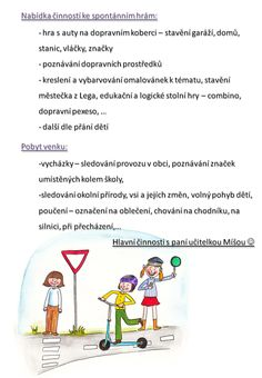 týdenní plán3 Innovation, Crafts For Kids, Teacher, Education, Crafts For Children, Professor, Kids Arts And Crafts, Easy Kids Crafts, Learning