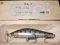 Japanese Handmade Lures