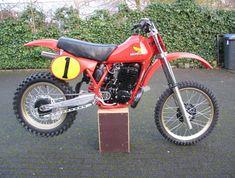 1979 Honda RC500 Works Bike
