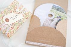 Empaquetado para un DVD con Fotos de Boda 1 - Fácil y Sencillo | Fácil y Sencillo