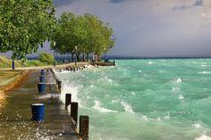 Soha nem volt még szebb a Balaton! Beautiful World, Beautiful Places, Budapest Hungary, Bavaria, Morocco, Netherlands, Sailing, Europe, Marvel
