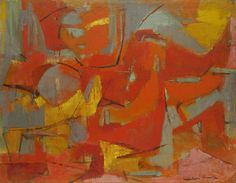 New York School Abstract Expressionism Esteban Vicente
