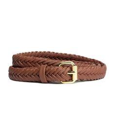 H&M Braided Belt $5.99