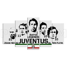 Juventus Football Club Legends Serie A Turin Italy Soccer