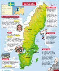 La Suède - Mon Quotidien, le seul site d'information quotidienne pour les 10-14 ans !