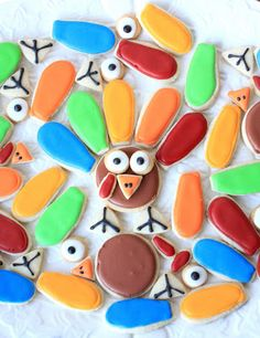 Festive Thanksgiving Food Finds - Fun Edible Craft Ideas for Fall - Hungry…