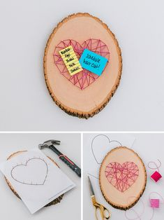 Find and shop thousands of creative projects, party planning ideas, classroom inspiration and DIY wedding projects. Cub Scouts, Girl Scouts, All You Need Is, Rustic Centerpieces, Diy Wedding Projects, Classroom Inspiration, Wood Slices, Planks, String Art