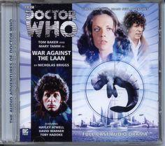 Dr Doctor Who War Against The Laan Audio CD Mint Tom Baker   eBay