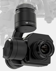 Integrated Gimbal and Thermal Camera From DJI for their Inspire 1 and Matrice 100 drones. Will assist in Search and Rescue