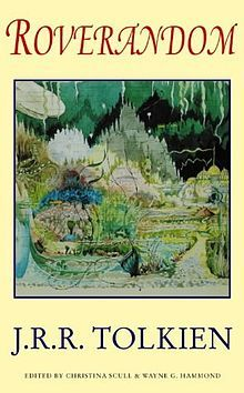Love Tolkein - and the story behind this one.  His son lost his little lead dog figurine and Dad made up a story about a dog that bit a wizard, was turned into such a toy, and his travels (to the moon, for instance).