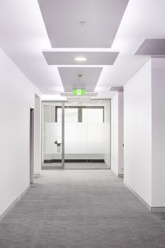 Office corridore lighting