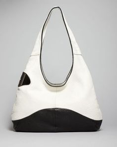 70361d077e4 Halston Heritage Hobo Organic Sack - Lyst Halston Heritage, World Of  Fashion, Me Bag